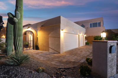 Tucson Single Family Home For Sale: 8371 N Lee Trevino Drive