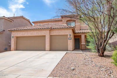 Sahuarita Single Family Home For Sale: 868 W Vuelta Granadina