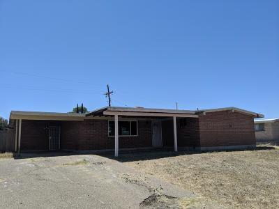 Tucson Single Family Home For Sale: 9466 E Harrison Place