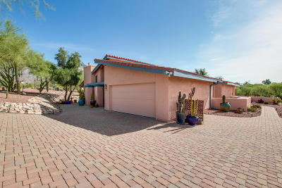 Pima County, Pinal County Single Family Home For Sale: 5674 N Pontatoc Road