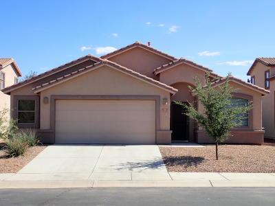 Marana Single Family Home For Sale: 11771 W Hackney Drive