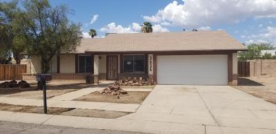 Tucson Single Family Home For Sale: 3036 W Cinnamon Drive