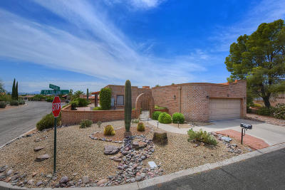 Green Valley Single Family Home Active Contingent: 2888 S Via Del Bac