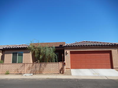 Sahuarita Single Family Home For Sale: 1315 W Vuelta Oruga