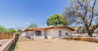 Tucson Single Family Home Active Contingent: 5255 E Camden Street