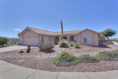 Green Valley Single Family Home Active Contingent: 1043 W Placita Agradable