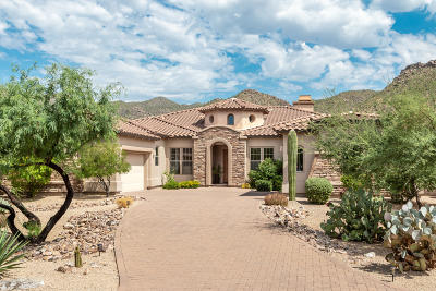 Single Family Home For Sale: 14192 N Sunset Gallery Drive