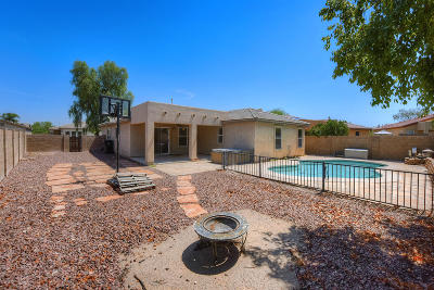 Tucson Single Family Home For Sale: 8261 N Stonehill Drive