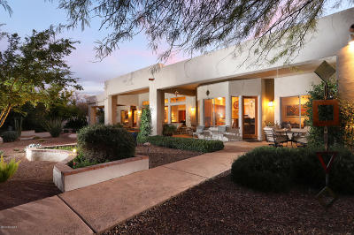 Tucson Single Family Home For Sale: 6988 N Chula Vista Reserve Place