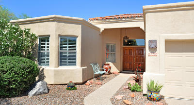 Pima County, Pinal County Single Family Home Active Contingent: 10155 E Winding Trail