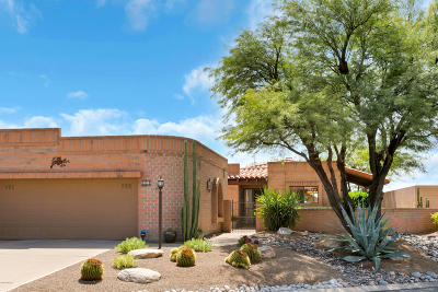Pima County, Pinal County Single Family Home Active Contingent: 4350 N Camino Ferreo