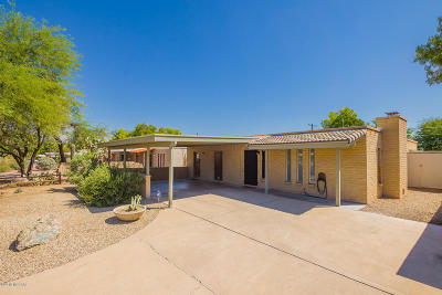 Tucson Single Family Home Active Contingent: 2842 N Ralph Avenue