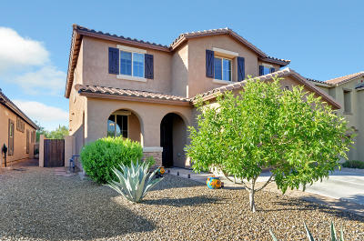 Sahuarita Single Family Home For Sale: 14437 S Camino El Galan