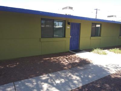 Tucson Condo Active Contingent: 350 N Silverbell Road #61