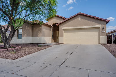 Tucson Single Family Home For Sale: 7425 S Arizona Madera Drive