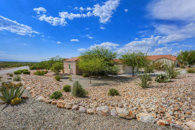 Vail Single Family Home Active Contingent: 13559 S Sonoita Ranch Circle