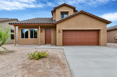 Tucson Single Family Home Active Contingent: 6357 E Koufax Lane