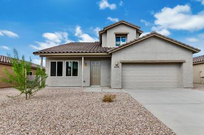 Tucson Single Family Home Active Contingent: 6373 E Koufax Lane