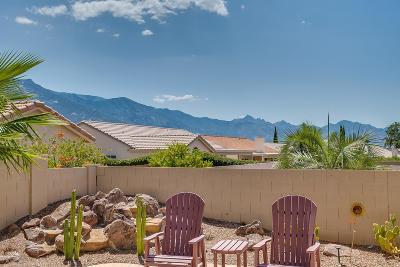 Saddlebrooke, Saddlebrooke Ranch Single Family Home For Sale: 38055 S Rolling Hills Drive