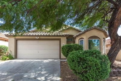 Marana Single Family Home For Sale: 5581 W Peaceful Dove Place