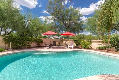 Oro Valley Single Family Home Active Contingent: 12840 N Bandanna Way