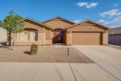 Tucson Single Family Home For Sale: 8328 N Freshwater Lane