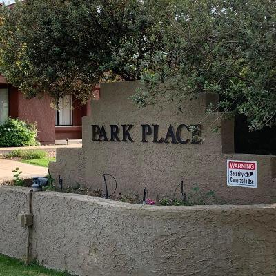Tucson Condo Active Contingent: 4041 N Weimer Place #11
