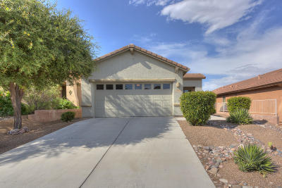 Green Valley Single Family Home Active Contingent: 440 W Bazille Way