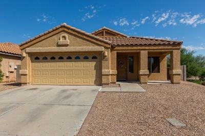 Tucson Single Family Home Active Contingent: 6673 E Cooperstown Drive