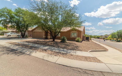 Tucson Single Family Home Active Contingent: 10608 E Marquette Street
