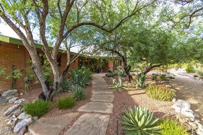 Tucson Single Family Home Active Contingent: 2915 N Avenida Del Conquistador