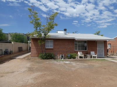 Tucson Single Family Home For Sale: 937 N Chrysler Drive
