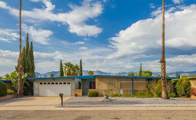 Tucson Single Family Home For Sale: 7731 E Linden Street