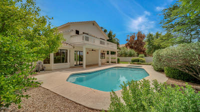 Oro Valley Single Family Home For Sale: 12441 N Copper Queen Way