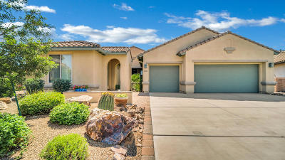 Green Valley Single Family Home For Sale: 2680 E Genevieve Way