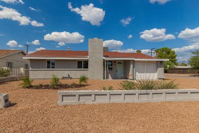 Tucson Single Family Home Active Contingent: 2573 E Alta Vista Street