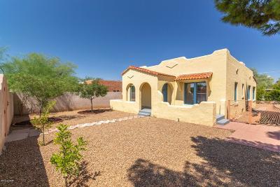 Tucson Single Family Home For Sale: 2715 E 6th Street