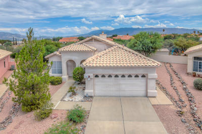 Tucson Single Family Home Active Contingent: 55 S London Station Road