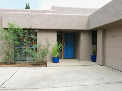 Tucson Single Family Home For Sale: 3658 N Prince Village Place
