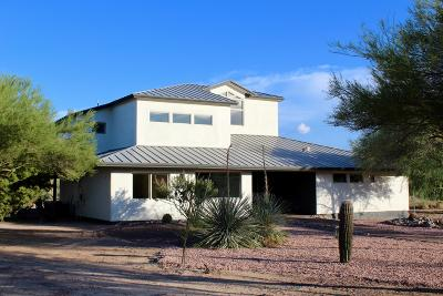 Oro Valley Single Family Home Active Contingent: 1650 W Kitty Hawk Way