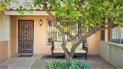 Tucson Townhouse For Sale: 1981 W Dominy Road
