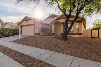Tucson Single Family Home For Sale: 11103 N Divot Drive