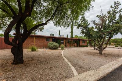 Tucson Single Family Home For Sale: 7022 E Baker Street