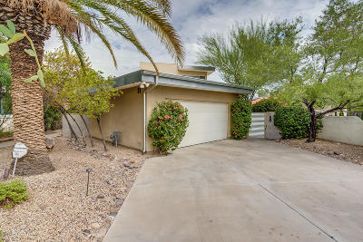 Tucson Single Family Home For Sale: 2239 E 1st Street #1