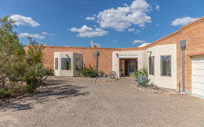Tucson Single Family Home Active Contingent: 10725 E Havetuer Way