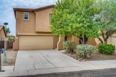 Pima County Single Family Home For Sale: 2191 W Sunset Surprise Court