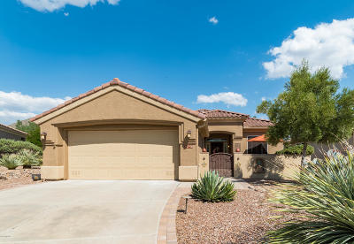 Marana Single Family Home For Sale: 13730 N Nightstar Court
