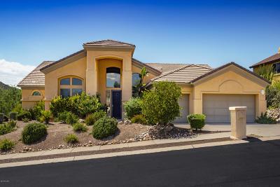 Tucson Single Family Home For Sale: 3477 W Tiny Bird Court