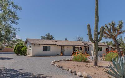 Tucson Single Family Home For Sale: 6426 E Printer Udell