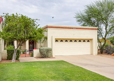 Oro Valley Townhouse For Sale: 9825 N Calle Loma Linda